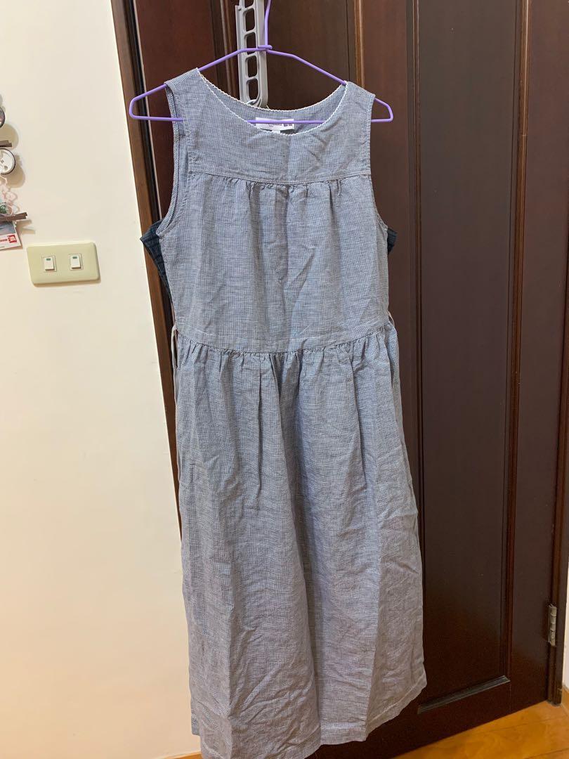 Uniqlo休閒洋裝