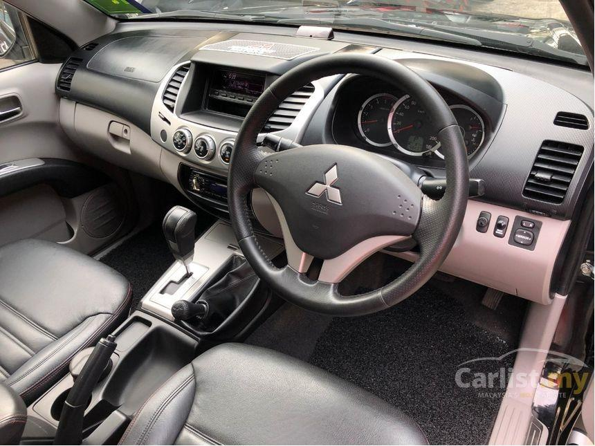 Year Made 2012 Mitsubishi Triton 2.5 VGT Euro 4WD (A) One Owner Leather Seat Sunroof.  http://wasap.my/601110315793/Triton2012