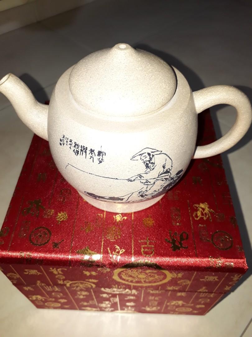ZiSha teapot 宜兴