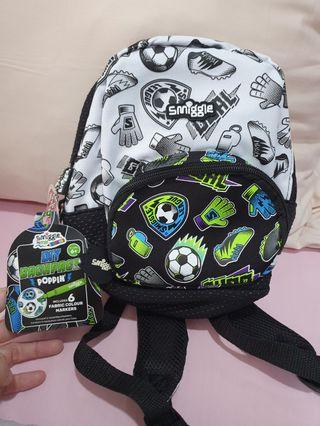 Smiggle Backpack DIY mini