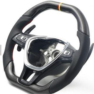 VW Carbon Fibre Steering Wheel