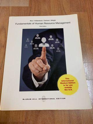 Fundamentals of Human Resource Management (5th Edition)