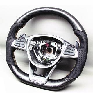 Mercedes-Benz Carbon Fibre Steering Wheel