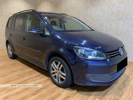 Volkswagen Touran 1.4 (Lease)