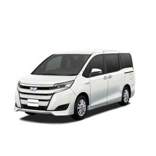 Toyota Noah Hybrid 1.8 (7 seater) (Lease)