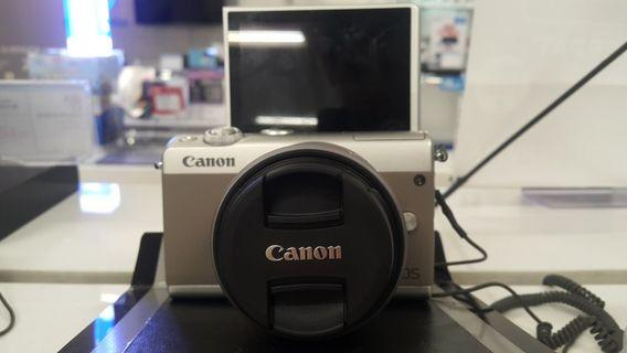 Kamera Mirrorless Canon EOS M100