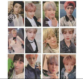 [ PO ] NCT DREAM WE BOOM PHOTOCARDS SET