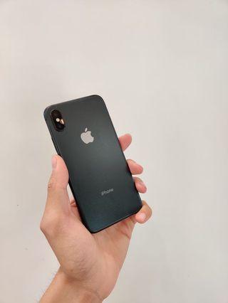 I phone X 64G