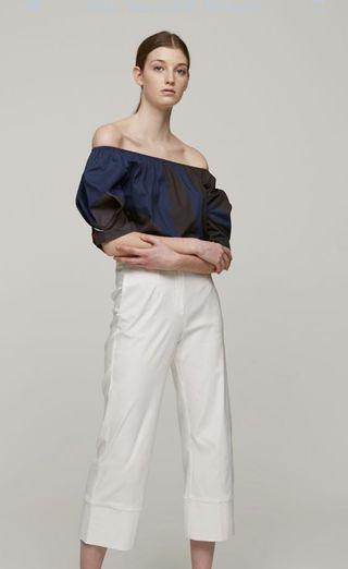 Our Second Nature OSN Roadmap Pleat Sleeve Top