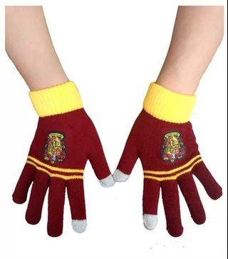 Harry Potter Gryffindor School Warm Glove Touch Screen Gloves
