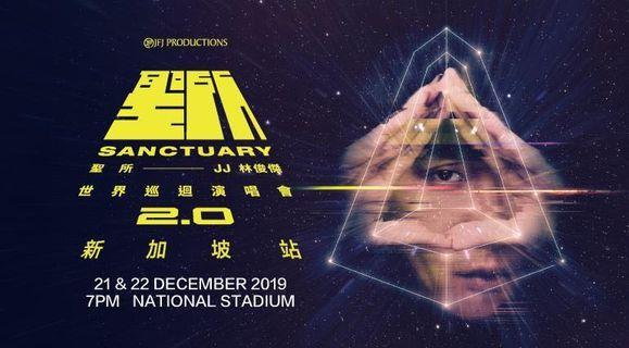 JJ LIN SANCTUARY 2.0 WORLD TOUR