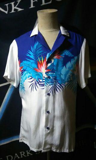 Vintage hawaii rayon shirts