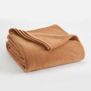 Brown Fleece Blanket