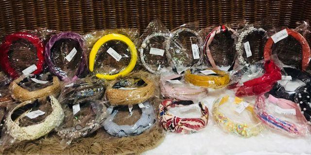 Trendy Headbands On Hand items