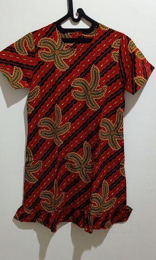 Dr3ss batik