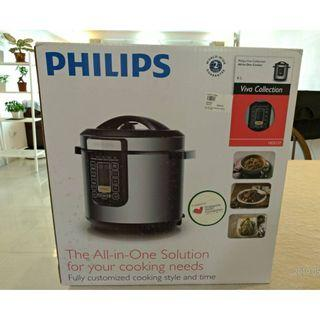 Philips HD2137 Electric Pressure Cooker (Never Used)