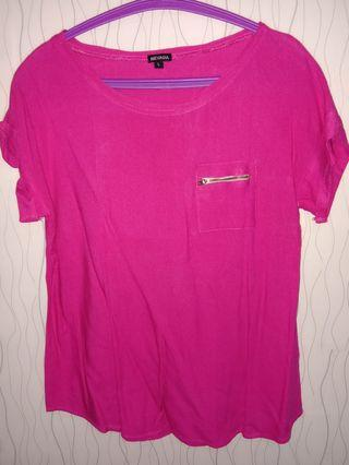 Nevada Blouse Pink