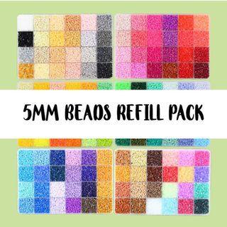 [PO] 5mm beads refill pack (similar to IKEA psylla beads)