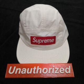 Supreme jacquard camp cap