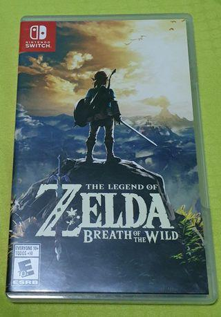 The Legend of Zelda; Breath of the Wild