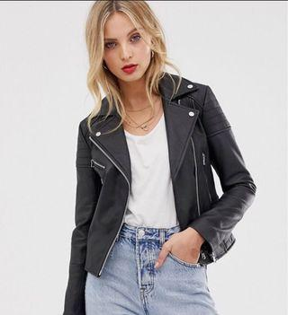 BNWT Real Leather Jacket