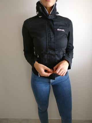 Bench Windbreaker Jacket, Size XS