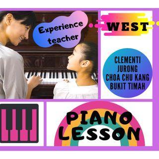 Home Piano Lesson