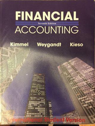 Accounting 課本