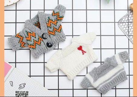 WTS Doll clothes 20cm - Knitwear series