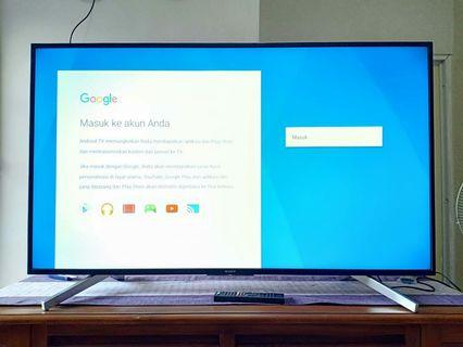 Android tv sony 55 inch