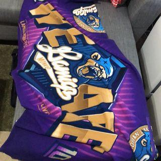 Lamigo 桃猿 披風 加油 應援 道具 周邊商品 動紫 lamigirls 中華職棒 cpbl 啦啦隊