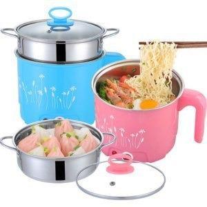 Korean Multi Pot 1.8L (STEEL)
