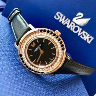 Swarovski Original Playful Watch (Black/Teal) Watches