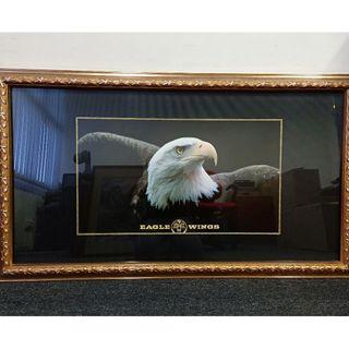 Art Frame Painting EAGLE WING