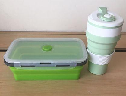 Foldable Lunch Set