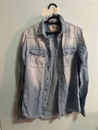 Vintage Light Denim Jacket