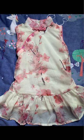 Girl Dress (CNY) Cheongsam