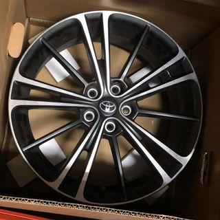 ZN6 Toyota 86 or Subaru BRZ 5x100 almost new condition