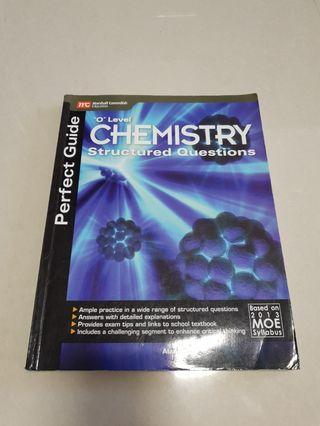 Perfect Guide O level Chemistry -structured questions