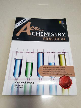 O LEVEL Ace Your Chemistry Practical