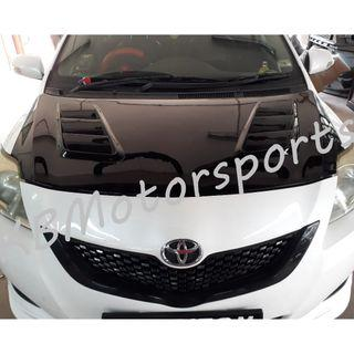 Toyota Vios Front Bonnet Hood With Scoop