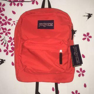 Jansport Superbreak Cherry Tomato