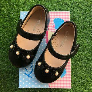 Black Baby Girl Shoes