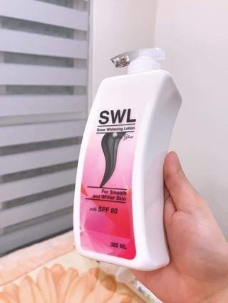 SWL (SNOW WHITENING LOTION)