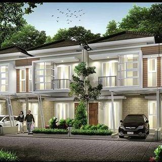 Cluster mewah 2 lantai Kranggan kota Bekasi