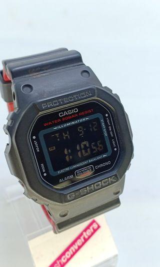 Casio G-SHOCK DW5600