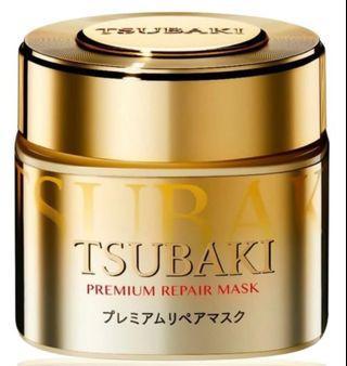 全新 TSUBAKI 思波綺 金耀 瞬護 髮膜 180g 公司貨 護髮