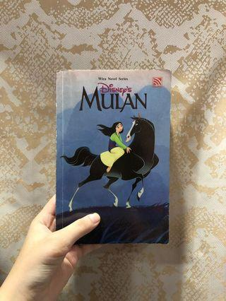 Disney Mulan Storybook