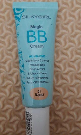 BB cream silkygirl-01 Natural