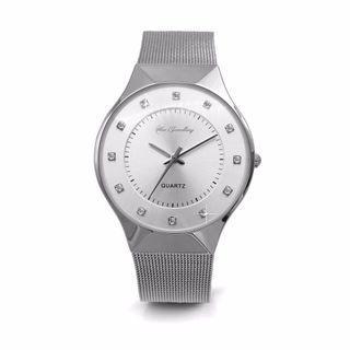 Swarovski®️ Crystals Classic Mesh Watch